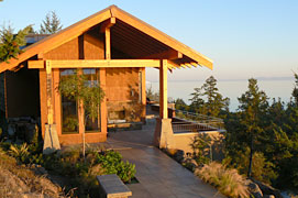 Mittendorf Quality Construction, San Juan island - new construction driveway