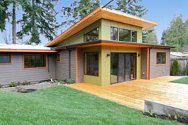 Mittendorf Quality Construction - Wedgewood, Seattle backyard