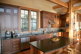 Mittendorf Quality Construction - San Juan island - new kitchen